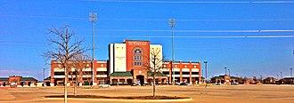 Mansfield, Texas - Vernon Newsom Stadium