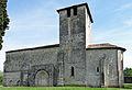 Vianne - Église Saint-Christophe - Extérieur -3.JPG