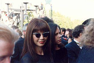 Victoria Principal - Principal at 1993 Emmy Awards
