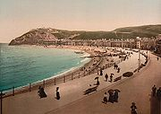 Victorian, Aberystwith, Wales