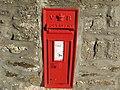 Victorian Post Box, Keith - geograph.org.uk - 273822.jpg