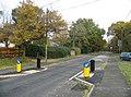 View along Broad Lane - geograph.org.uk - 1081781.jpg