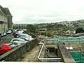 View from Square Tower, Carmarthen Castle - geograph.org.uk - 1171639.jpg