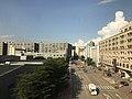 View from train for Shenzhen North Station near Baoan, Shenzhen, Guangdong 1.jpg