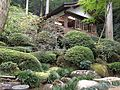 View in Chigirien Garden in Daikozenji Temple 10.JPG