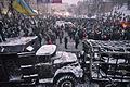 View of Dynamivska str. Euromaidan Protests.jpg