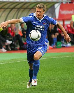 Viktor Elm Swedish footballer