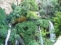 Villa Gregoriana - cascatelle grotta di Nettuno 1020853.JPG