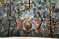 Villa giulia, portici con affreschi di pietro venale e altri, pergolato 67 gufo reale.jpg