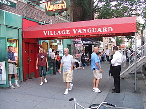 Village Vanguard - In 2009