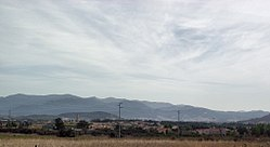 Panorama of Villaperuccio