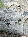 Villeneuve-sur-Verberie (60), église de Noël-Saint-Martin, nef, arcade bouchée de la chaire à prêcher, côté nord.jpg