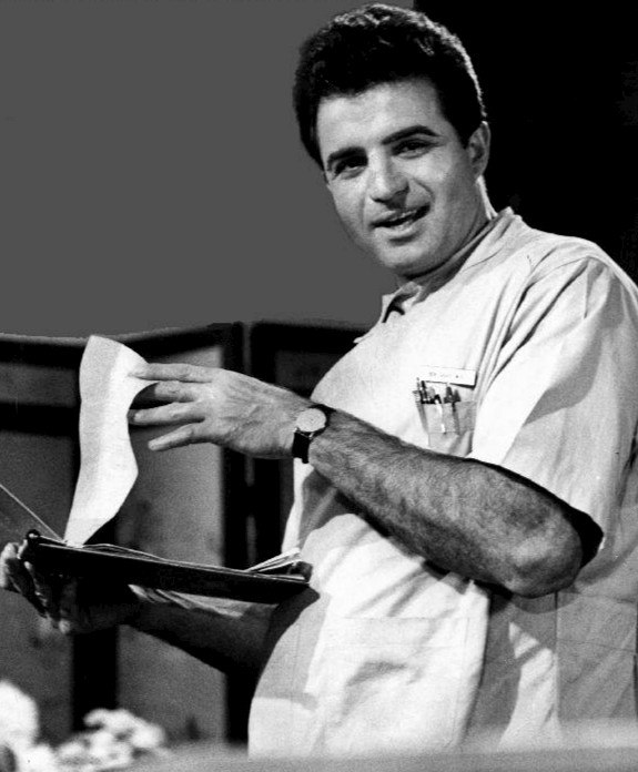 Vincent Edwards Ben Casey 1963