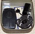"Vintage Acousticon Model A-55 ""Symphonic"" Vacuum Tube Hearing Aid (Circa 1942-1945) (13109007633).jpg"