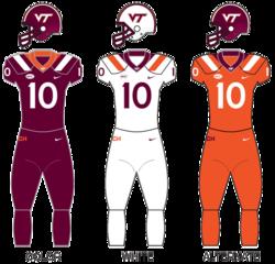 Virginia Tech Hokies Football Wikipedia