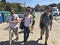 Visite Cantine Groupe scolaire Aimé Legal à Mouans-Sartoux (l'équipe OMM).JPG