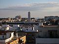 Vista del districte de Camins al Grau de València.JPG