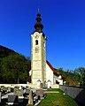 Voelkermarkt Gattersdorf Pfarrkirche San Franziscii 10042011 933.jpg