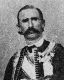 Mirko Petrović-Njegoš Montenegrin military commander, diplomat and poet