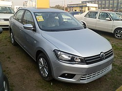 Volkswagen Jetta Night (2013–2016)