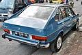 Volkswagen Passat B1 (rear, elevated), Denpasar.jpg