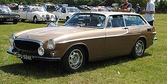 Shooting-brake - Volvo 1800ES (1972–1973)