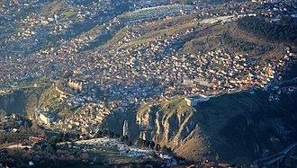 Vratnik (Sarajevo) - View on Vratnik