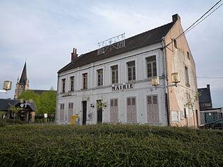 Vred Commune in Hauts-de-France, France
