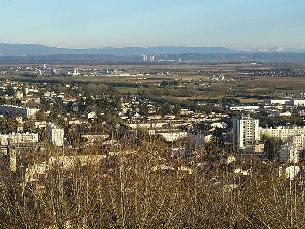 Photo de la ville Montluel