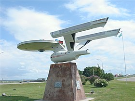 Image illustrative de l'article USS Enterprise (NCC-1701-A)
