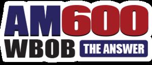 WBOB (AM) - Image: WBOB AM logo
