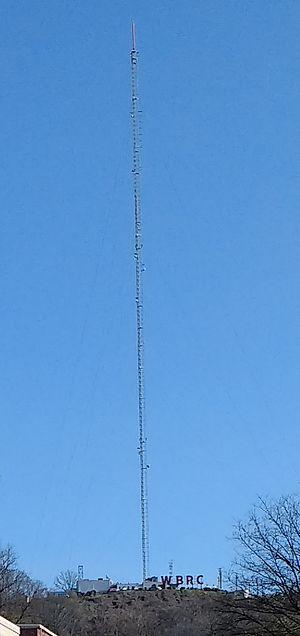 WBRC - WBRC transmitter