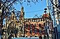 WLM14ES - Església i Convent de Pompeia, Gràcia, Barcelona - MARIA ROSA FERRE.jpg
