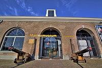 WLM - Lumperjack - De Traditiekamer, gebouw 1 op Willemsoord Den Helder.jpg
