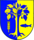 Coat of arms of Waabs