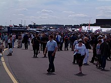 Waddington airshow - geograph.org.uk - 641779.jpg