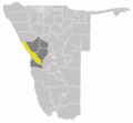 Wahlkreis Arandis in Erongo.png