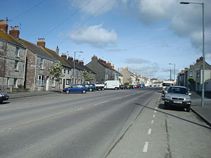 Wakeham - The main area of Wakeham