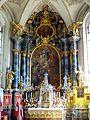 Waldkirch, Stiftskirche St. Margarethen, Hochaltar 1.jpg
