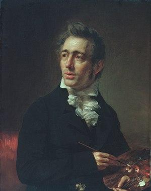 Samuel Lovett Waldo - Self-Portrait (1815) Metropolitan Museum of Art