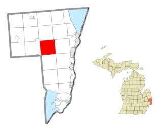 Wales Township, Michigan Civil township in Michigan, United States