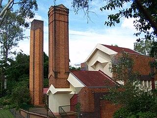 Walter Burley Griffin Incinerator, Ipswich