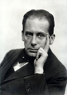 Walter Gropius German architect