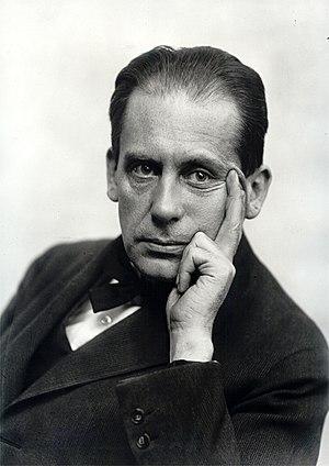 Walter Gropius - Walter Gropius (circa 1919). Photo by Louis Held