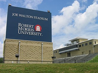 Joe Walton Stadium - Center