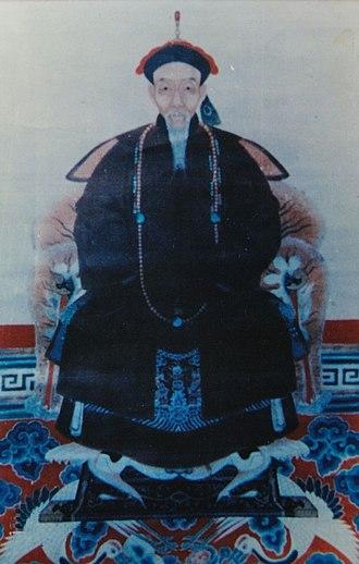 Viceroy of Zhili - Image: Wang Ding