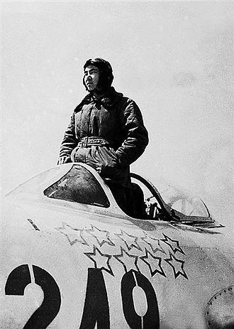 Wang Hai - Wang Hai in the Korean War