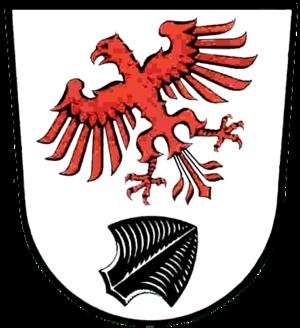Altenstadt an der Waldnaab - Image: Wappen Altenstadt a d Waldnaab
