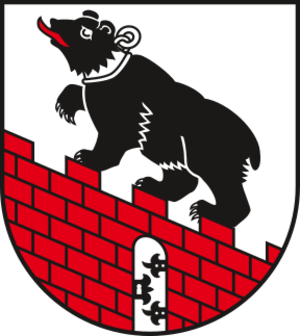 Bernburg (district) - Coat of arms