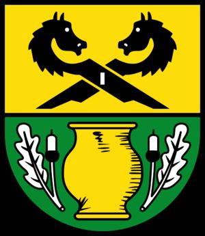 Rullstorf - Image: Wappen Rullstorf